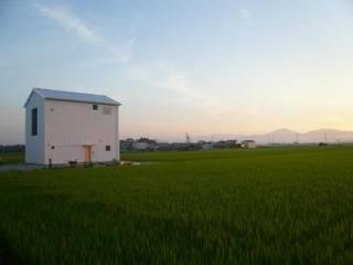 青稲: 一級建築士事務所ヨネダ設計舎が手掛けた家です。