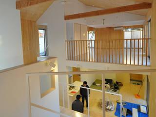 Totsuka Y オリジナルデザインの 多目的室 の 清正崇建築設計スタジオ オリジナル