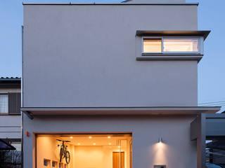 3と4のある家 オリジナルな 家 の 有限会社タクト設計事務所 オリジナル