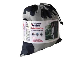BundleBean Babywearing - Grey Elephant:   by BundleBean Ltd