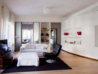 Salas de estar  por MAT architettura e design