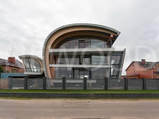 NEWOOD - Современные деревянные дома Case eclettiche
