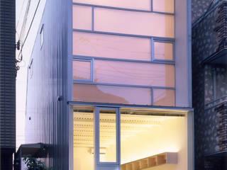 A-House: ADS一級建築士事務所が手掛けた家です。
