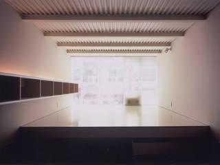 A-House: ADS一級建築士事務所が手掛けた書斎です。