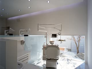 Tj Dental Clinic: ADS一級建築士事務所が手掛けた医療機関です。