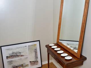 Paredes y pisos de estilo moderno de GUTMAN+LEHRER ARQUITECTAS Moderno