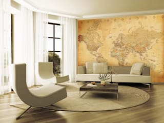 Wallpaper Murals Home Flair Decor Klasik