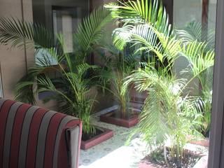 Jardines de estilo moderno de BAIRES GREEN MUEBLES Moderno