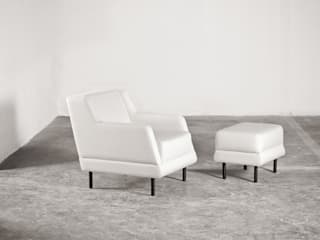 Futura Lounge Chair:   by Studio Lulo