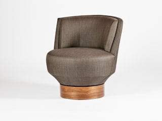 MIA Swivel Chair:   by Studio Lulo