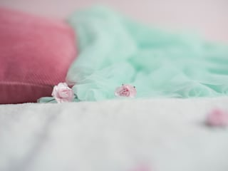 Pokój małej księżniczki.: styl , w kategorii  zaprojektowany przez Miśkiewicz Design For Kids