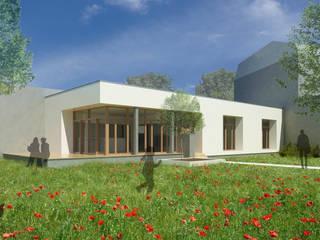 Maison N02:  de style  par 3B Architecture