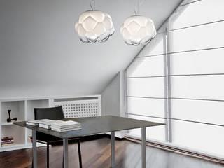 Betonmöbel: moderne Arbeitszimmer von Sachs-Betonmöbel