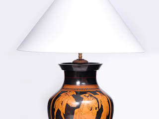 ANTIQUE COLLECTION par Peter Woodland Lamps Méditerranéen