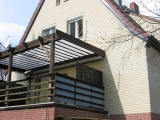 Einfamilienhaus mit Büro mit Aussicht von Schenning-Architekten Klassisch