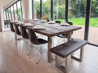 Mac-Wood range:  Dining room by Mac+Wood