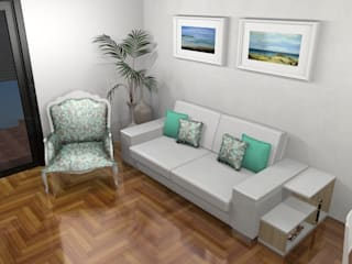 Muebles del angel Living room