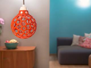 Leuchte Eos im Wohnzimmer:   von Engineering-Art