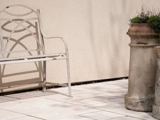 rustieke & brocante Tuin door Floors of Stone Ltd