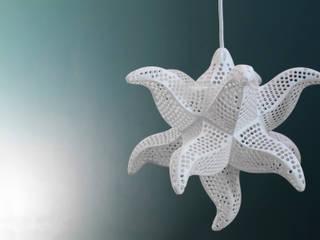 Leuchte MEDUSA in Aufbauvariante 1:   von Engineering-Art