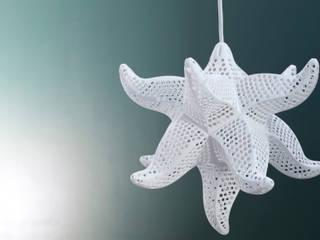Leuchte MEDUSA in Aufbauvariante 2:   von Engineering-Art