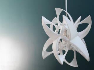 Leuchte HYPERION in Aufbauvariante 2:   von Engineering-Art