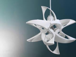 Leuchte HYPERION in Aufbauvariante 1:   von Engineering-Art