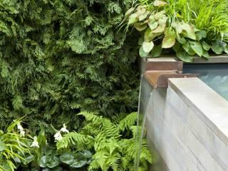 RHS CHELSEA 2012 - ARTISAN GARDEN - SILVER MEDAL WINNER Ruth Willmott Akdeniz Bahçe