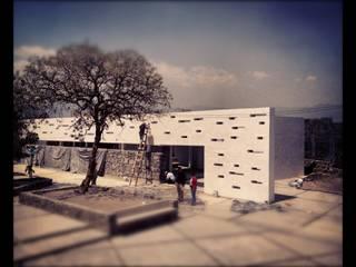 Minimalist house by Grupo Risco Arquitectos Asociados S. de R.L. de C.V. Minimalist