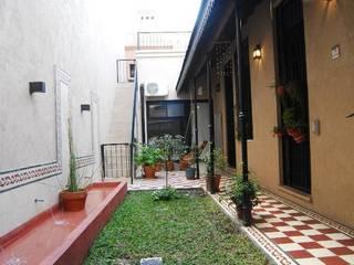 Ausgefallener Garten von Parrado Arquitectura Ausgefallen
