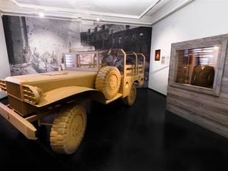 Ausstellungsarchitektur:  Museen von papplab GmbH
