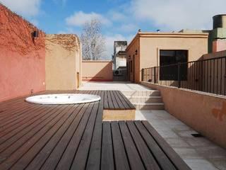 Terraços  por Parrado Arquitectura , Eclético