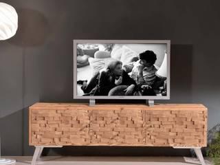 Base TV L185 P47 H60:  in stile  di Chimento Design