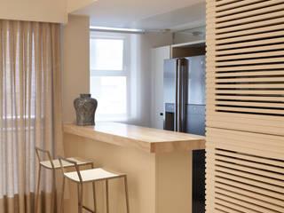 Minimalistische Küchen von Yamagata Arquitetura Minimalistisch