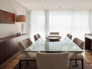 Dining room by Filipa Cunha Interiores