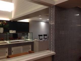 Restaurante San Benito Barra Flavia Lucas & Adriana Esteves - Arquitetura Espaços gastronômicos modernos