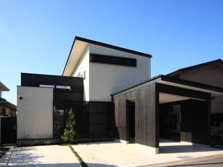 外観: MA設計室が手掛けた家です。