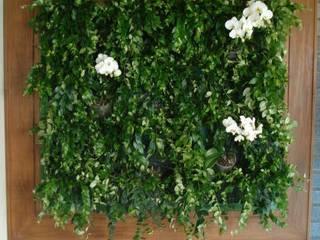 Paisagismo - Jardins e Arranjos Florais por E|F DESIGN.INTERIORES.PAISAGISMO Minimalista