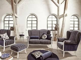 Salas de estilo  por Swarzędz Home
