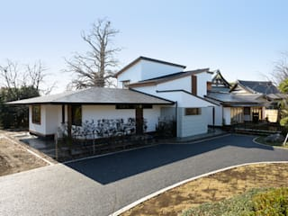 Classic style houses by H2O設計室 ( H2O Architectural design office ) Classic
