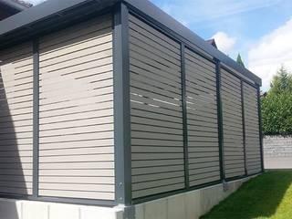 Garajes de estilo clásico de ESB-Fertiggaragen und Carports Clásico