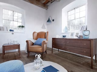 rustic Bedroom by Swarzędz Home
