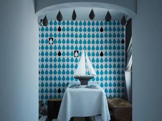 modern  door Humpty Dumpty Room Decoration, Modern