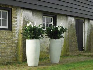 Donice ogrodowe, tarasowe, balkonowe: styl , w kategorii  zaprojektowany przez Hydroponika - Wnętrz i zieleń,