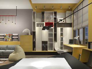 Nursery/kid's room by Дизайн - студия Пейковых, Minimalist