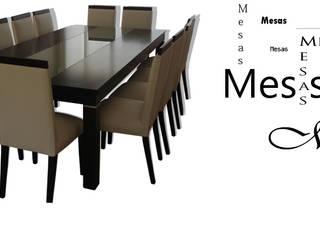 Mesas de Mueble y Confort:  de estilo  por Mueble y Confort,Moderno