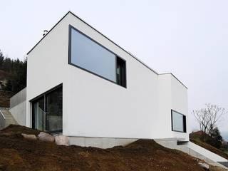 Neubau Einfamilienhaus Brittnau:  Häuser von Daniel Hammer Architekt FH AG