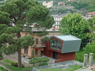 Modern houses by Eddy Cretaz Architetttura Modern