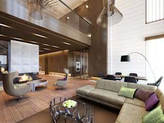 by ODS Laboratory Architecture & Design