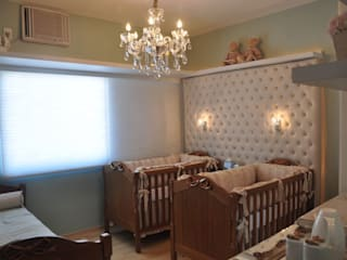 Juliana Farias Arquitetura Nursery/kid's room